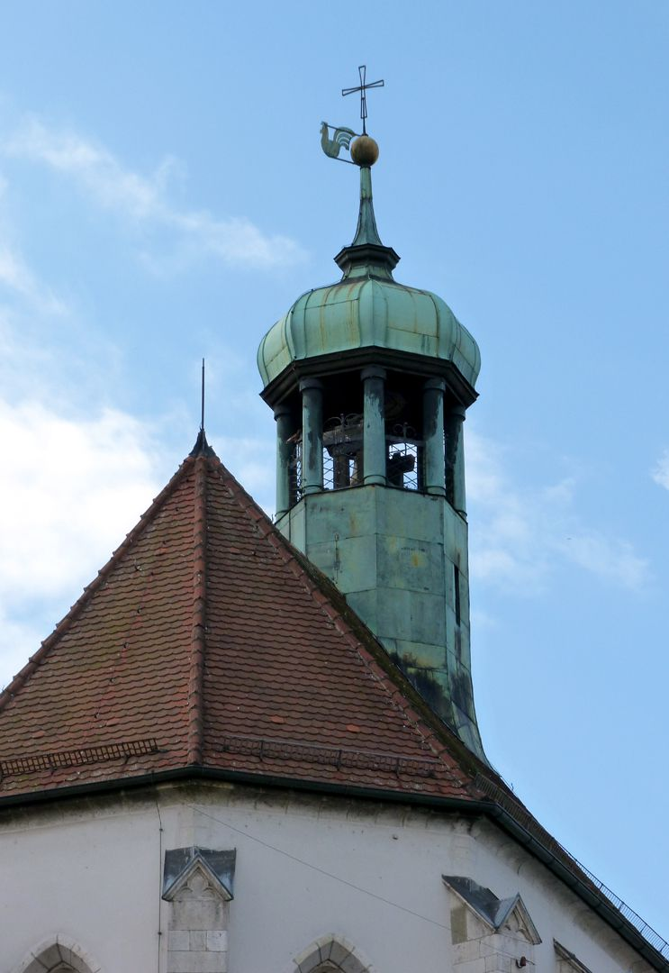 Sankt Oswald-Church / Ridge turret (Regensburg) Ridge turret