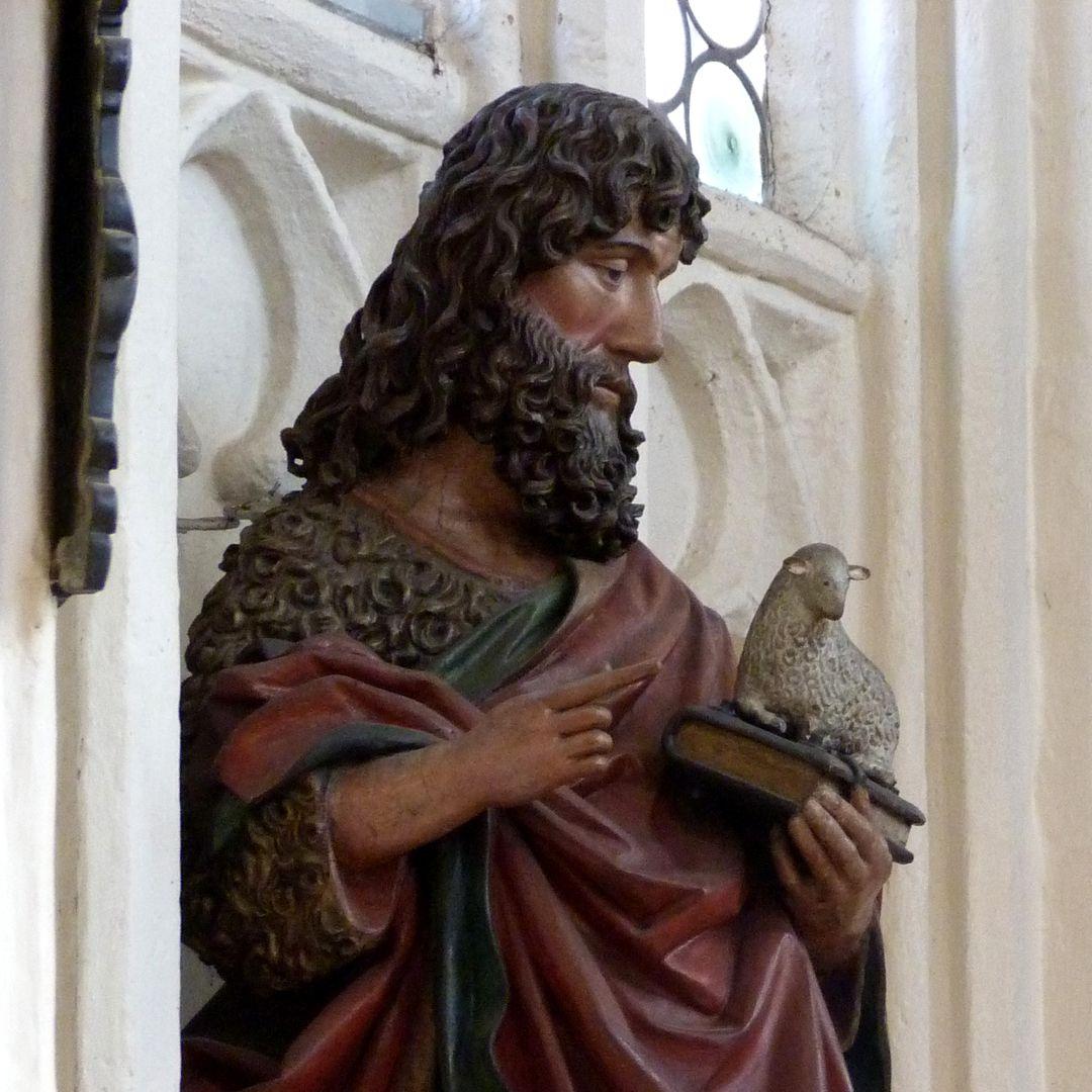 John Baptist Detail