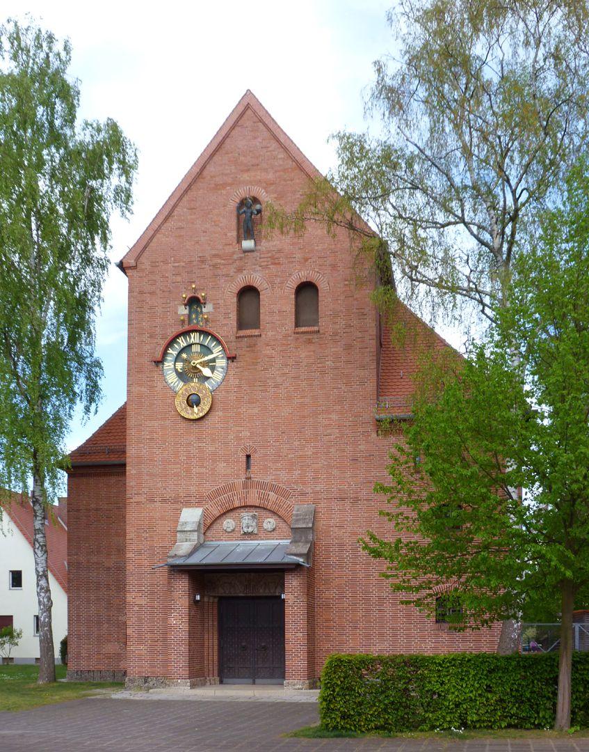 Melanchthon-Church Facade