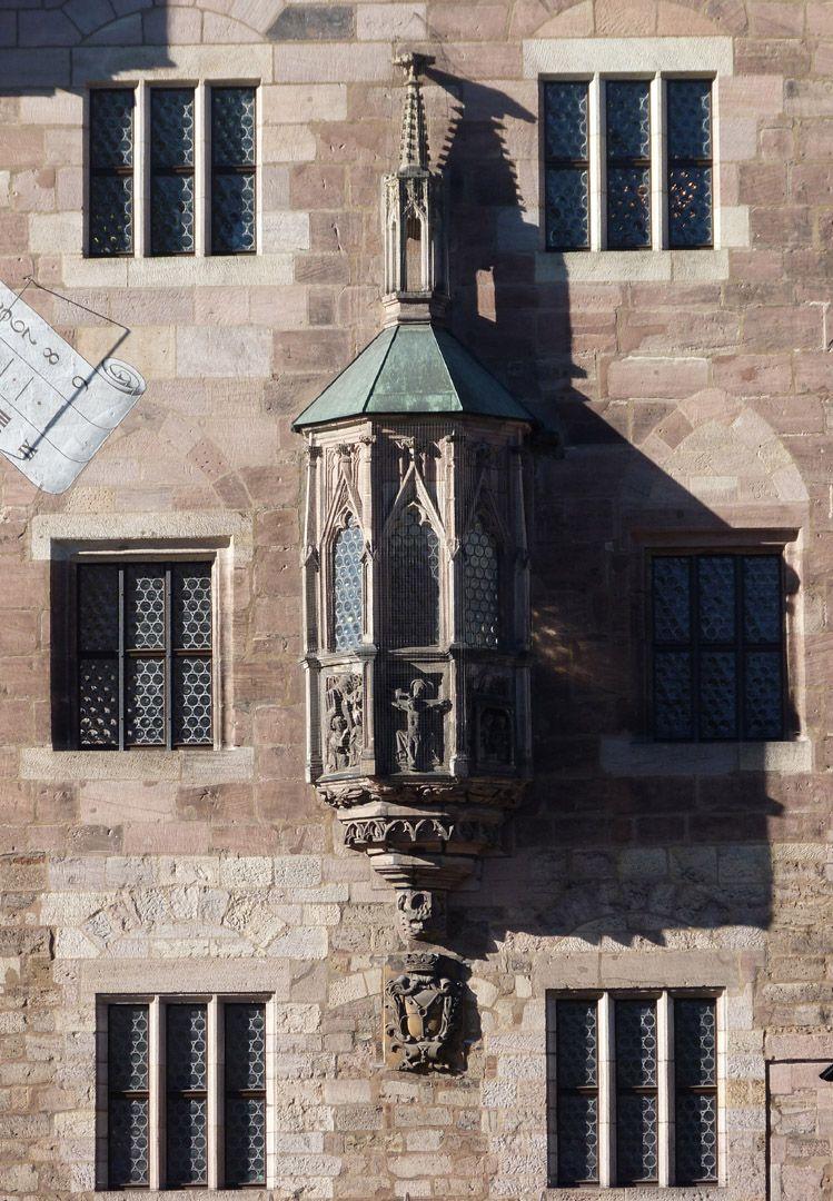 Chörlein<p>1422</p><p><br></p><p>(Interimsaufbewahrungsort der Reichskleinodien?)<br></p>