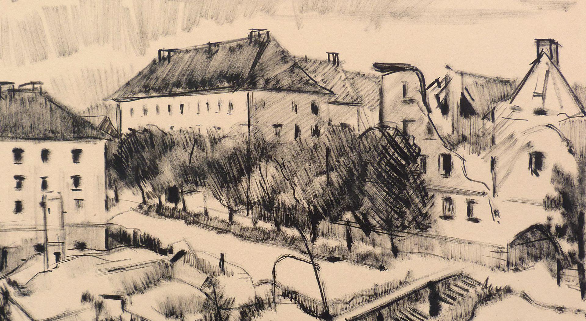 Nuremberg, Krugstraße Detail