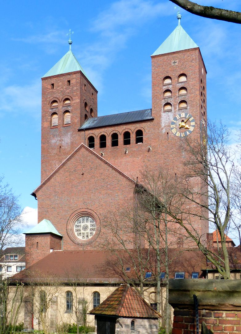 Gustav-Adolf-Memorial-Church Westwork