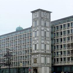 Herzog-Max-Burg, (Herzog-Max-Castle) Munich, Court Building