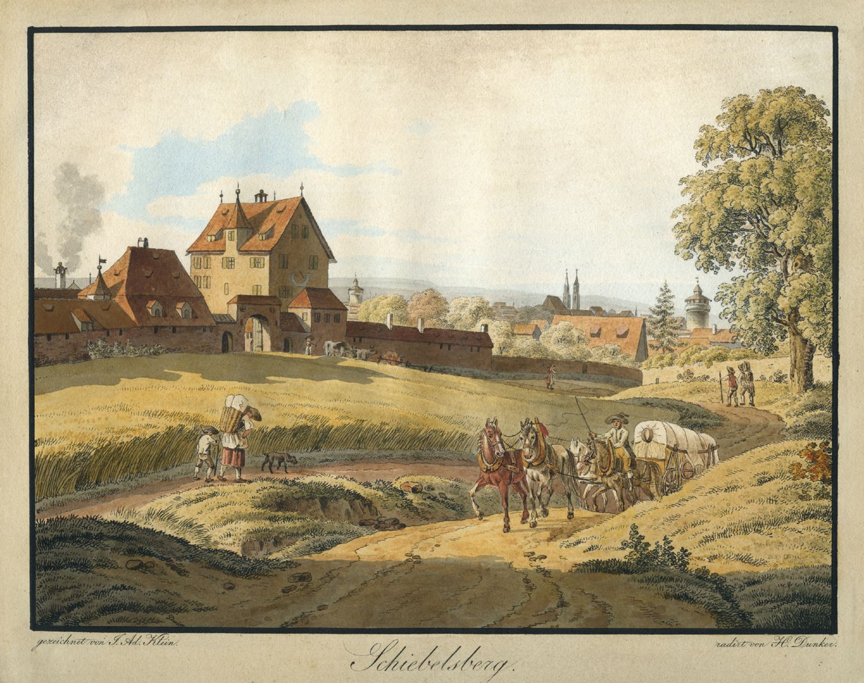 Schiebelsberg (Schübelsberg) General view