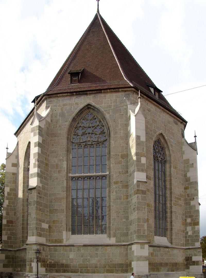 Nördlingen, St. George´s Church, East Choir East choir