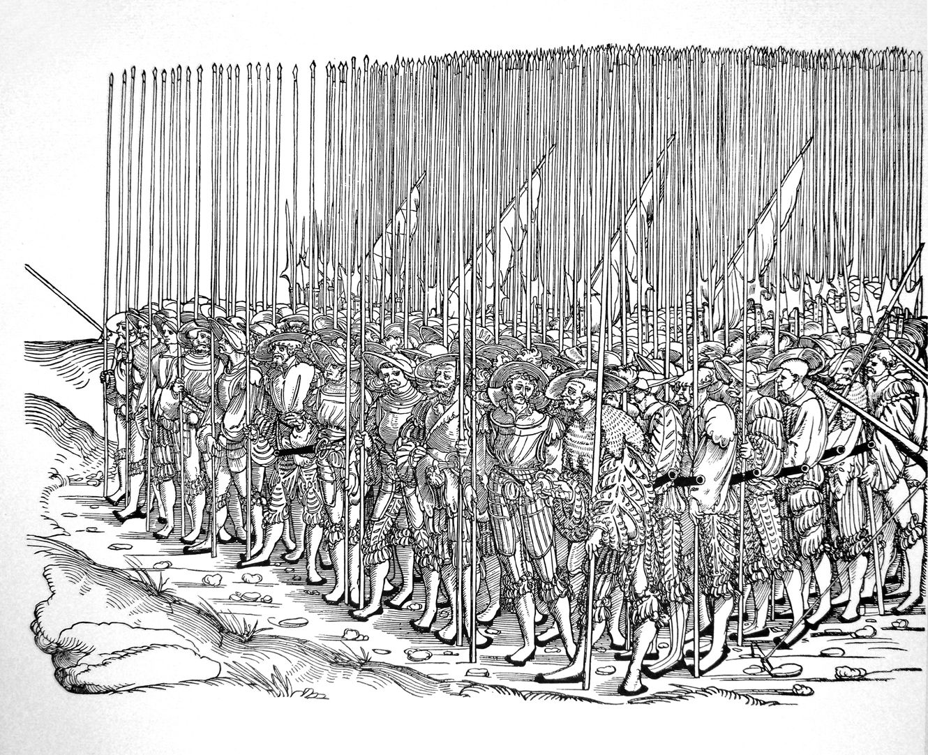 The siege of Munster Fifth seventh