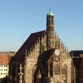 Our Lady´s Church (Frauenkirche), west front