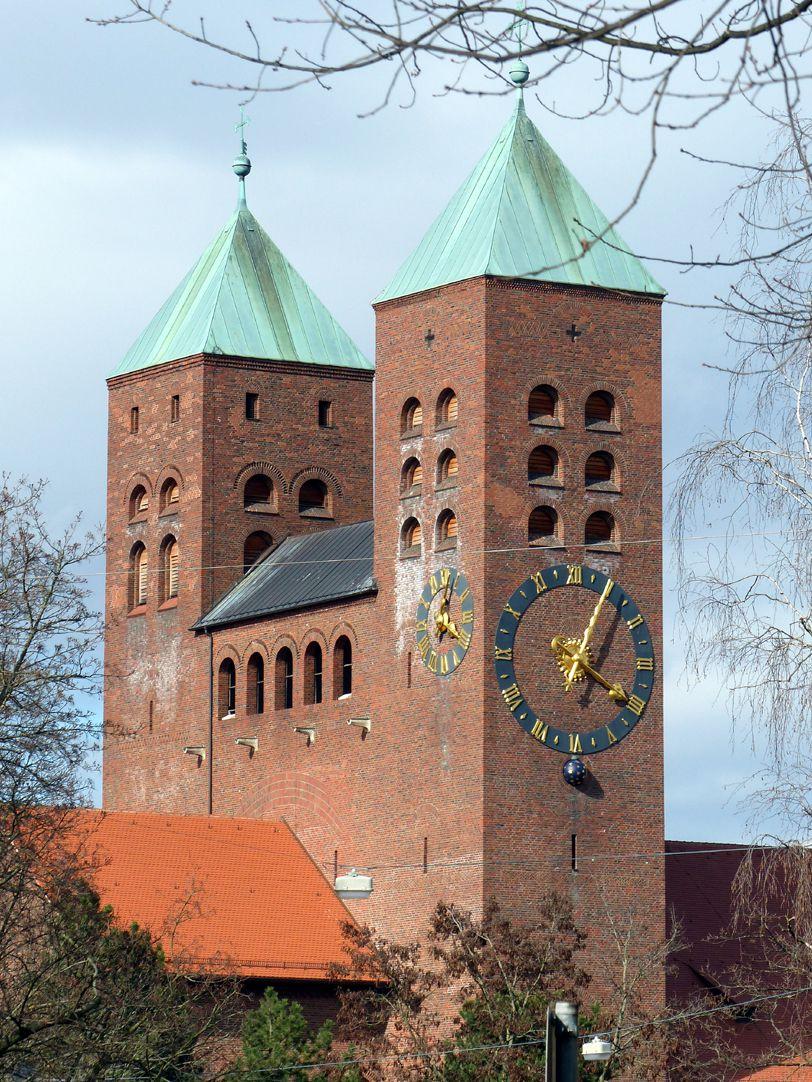 Gustav-Adolf-Memorial-Church West Towers