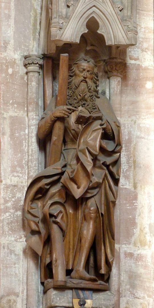 St. Andrew St. Andrew