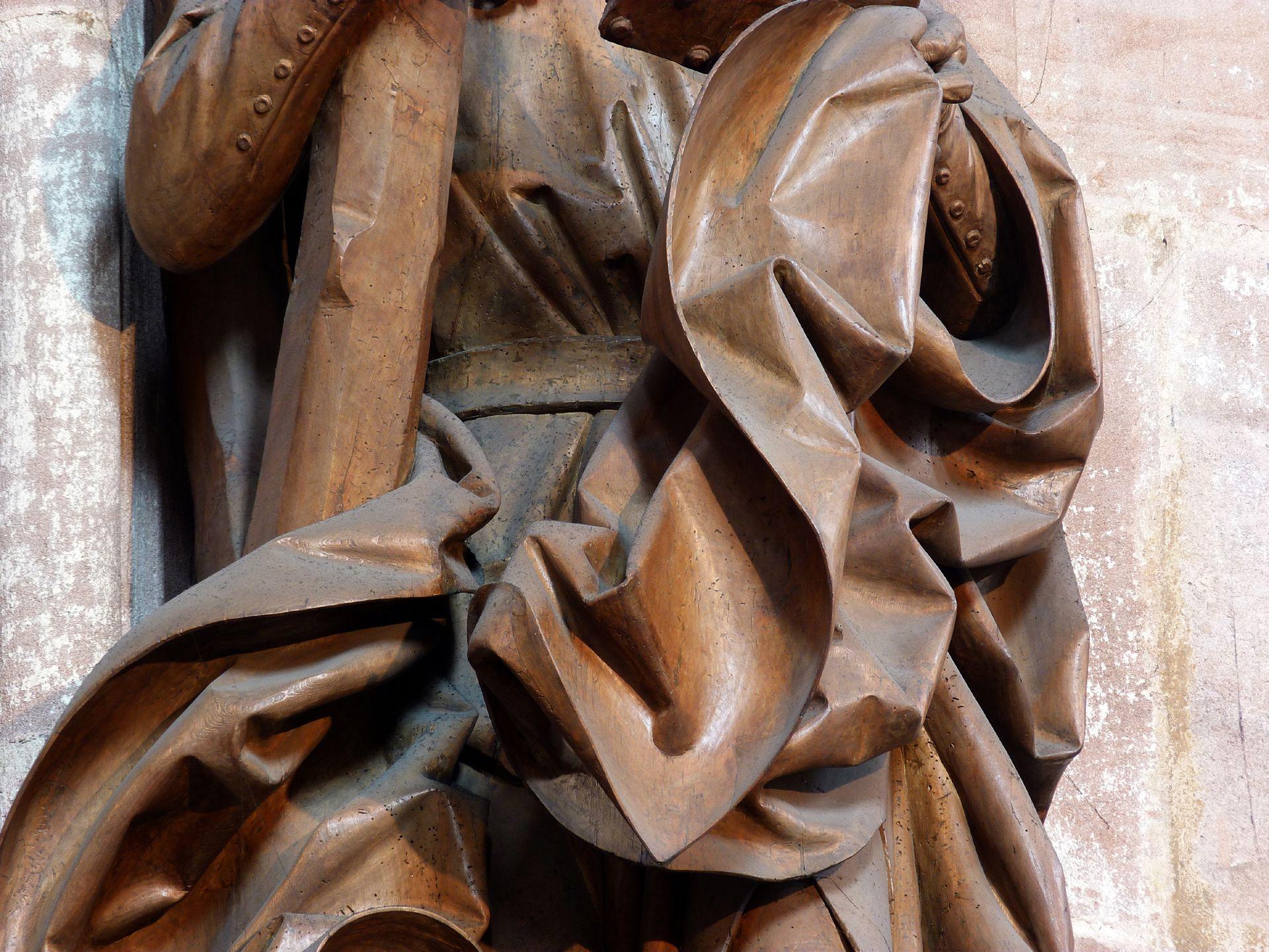 St. Andrew Detail
