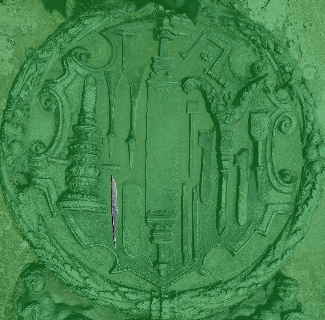 Epitaph des Eucharius Voytt Messer