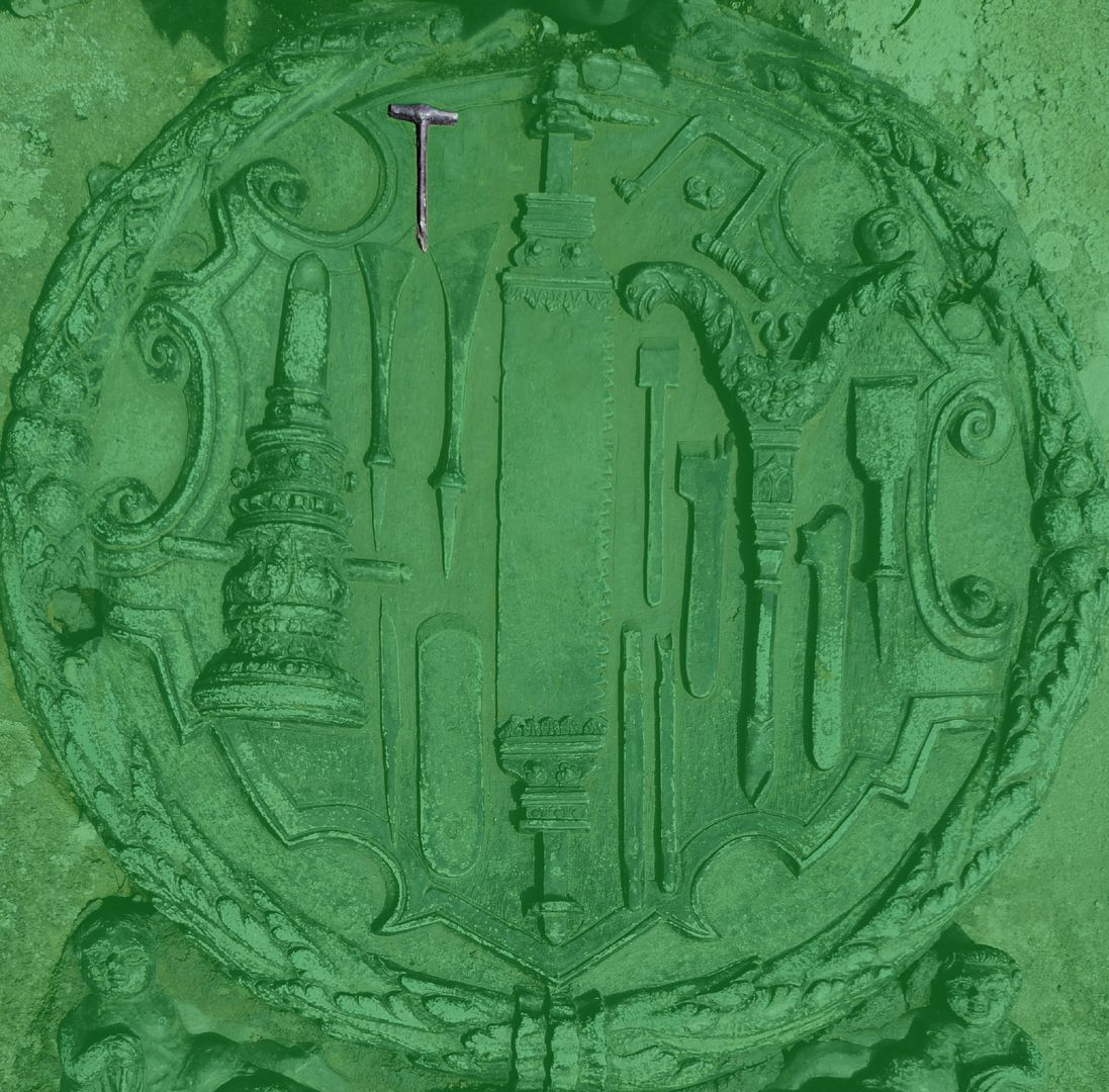 Epitaph des Eucharius Voytt Nagelbohrer