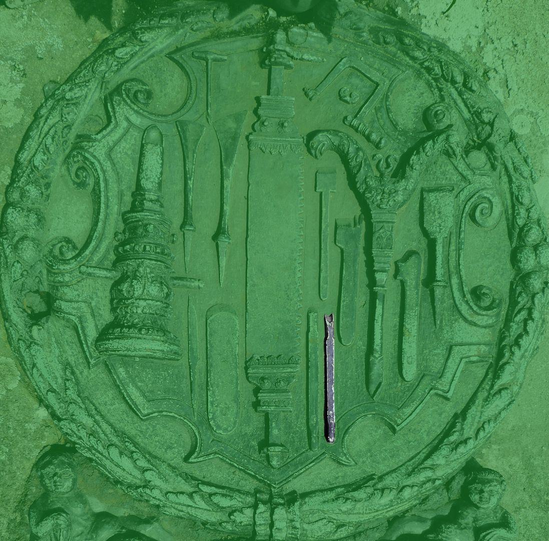 Epitaph des Eucharius Voytt Meißel