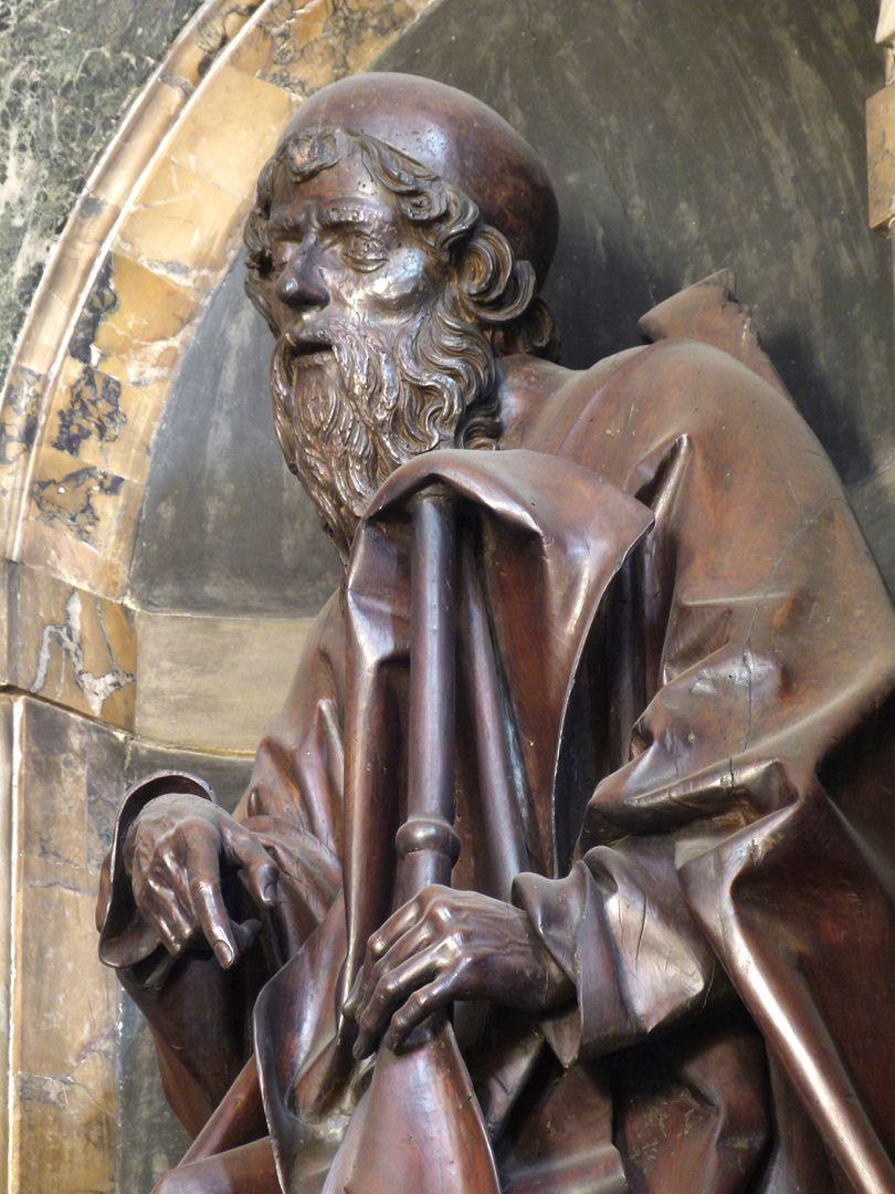 St. Rochus Detail