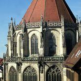 Minster of the Holy Cross in Schwäbisch-Gmünd