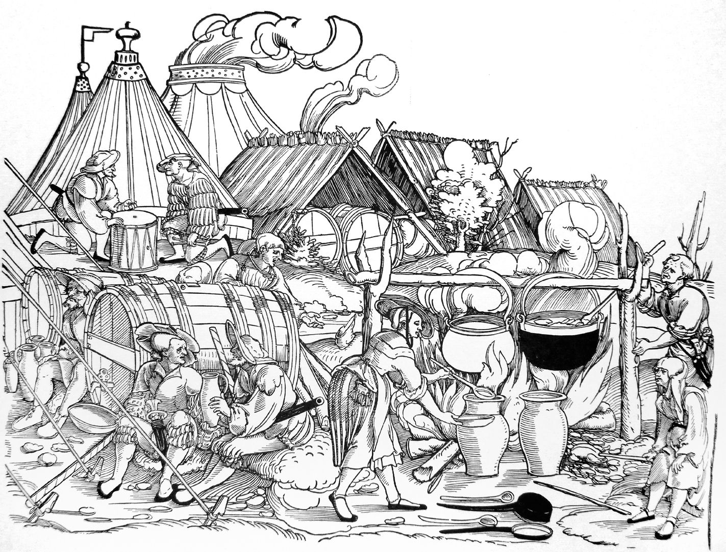 The siege of Munster Seventh seventh