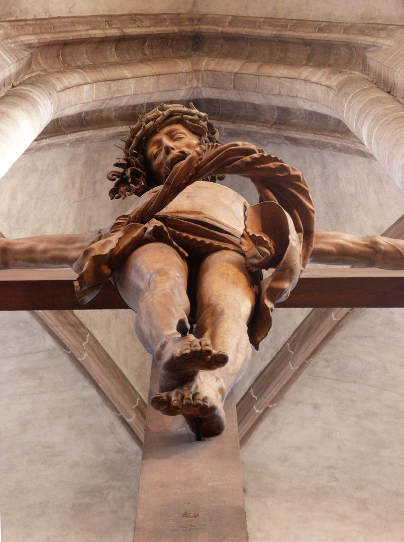 Crucifixus Detail