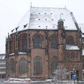 St. Lorenz-Church, choir