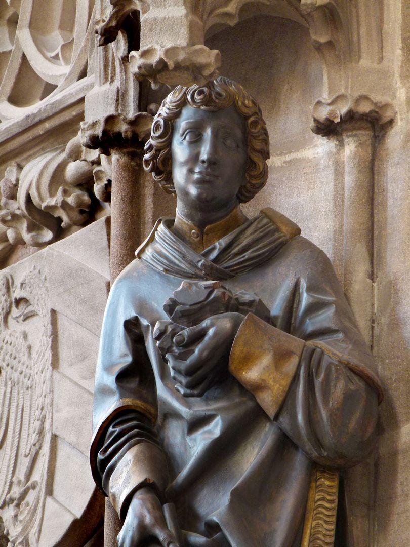St. Stephanus Detail
