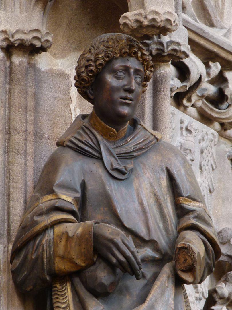 St. Laurentius Detail