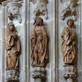 Mary, Christ, John