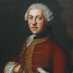 Portrait of Albrecht Ludwig von Hailbronner (1727 – 1788)