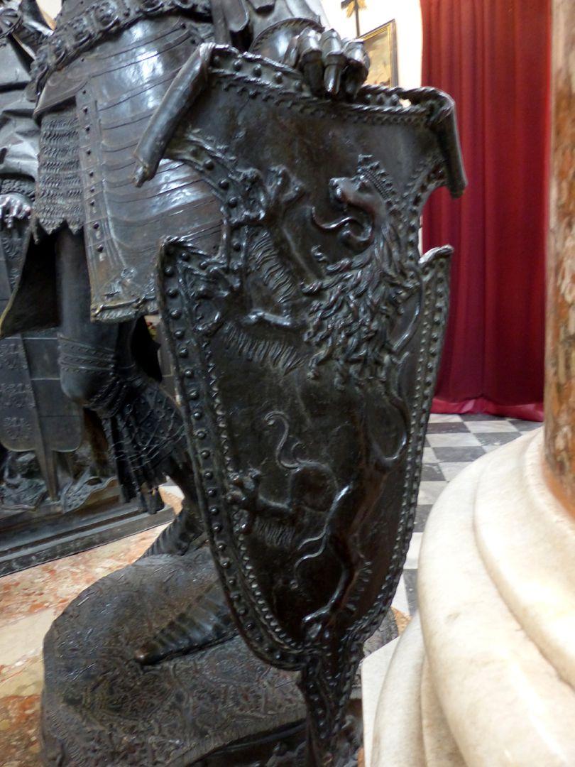 Albrecht of Habsburg (Innsbruck) Shield