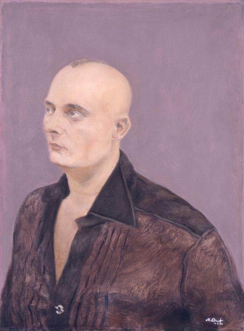 Portrait of Andy Peil