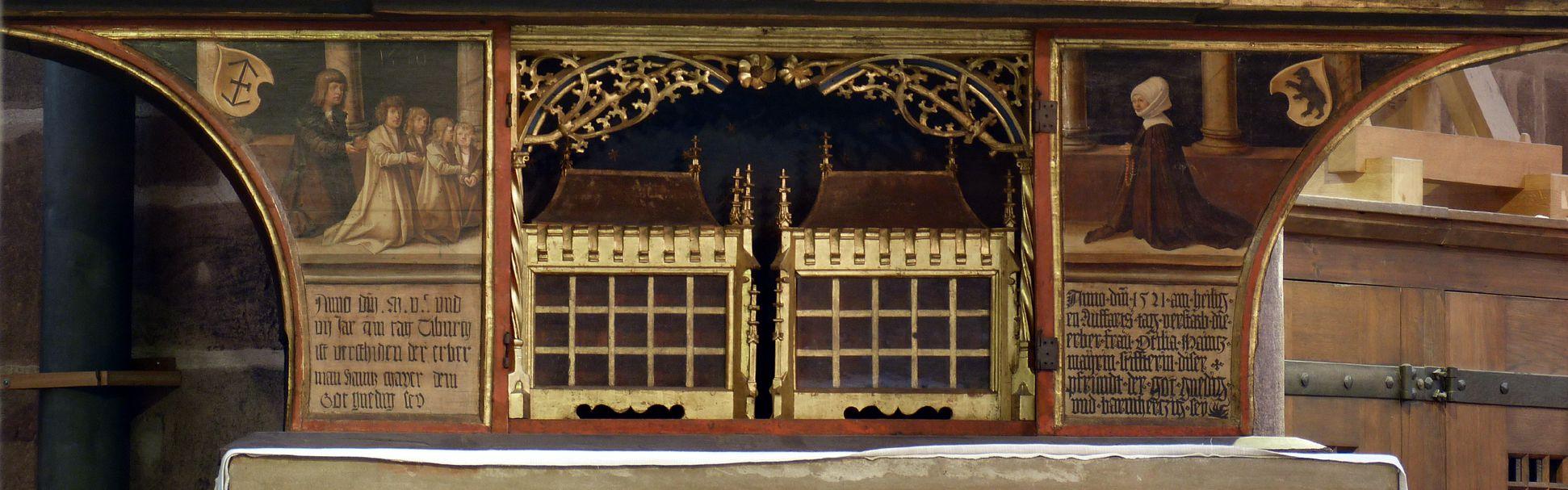 St. Anne´s Altar Predella