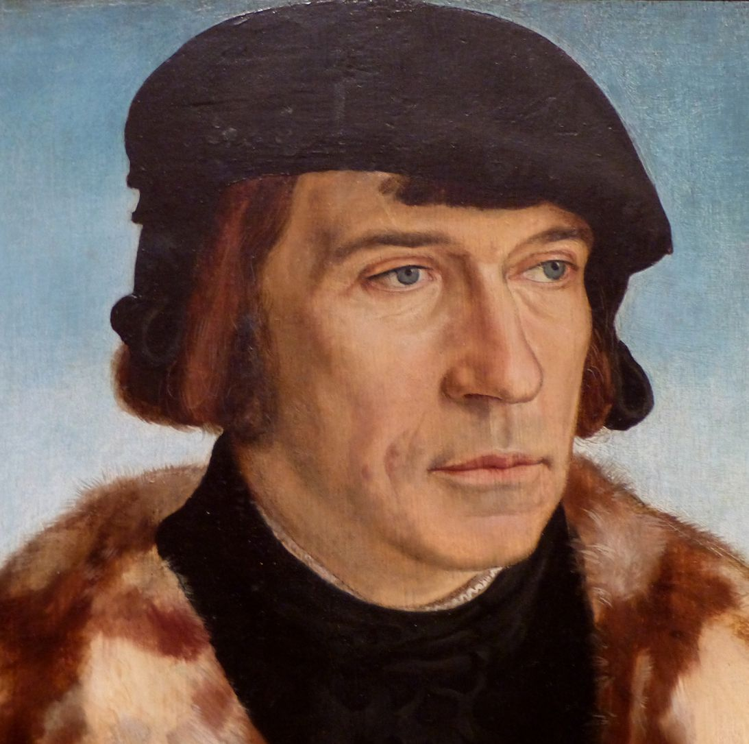 Portrait of Ruprecht Stüpf (Madrid) Head