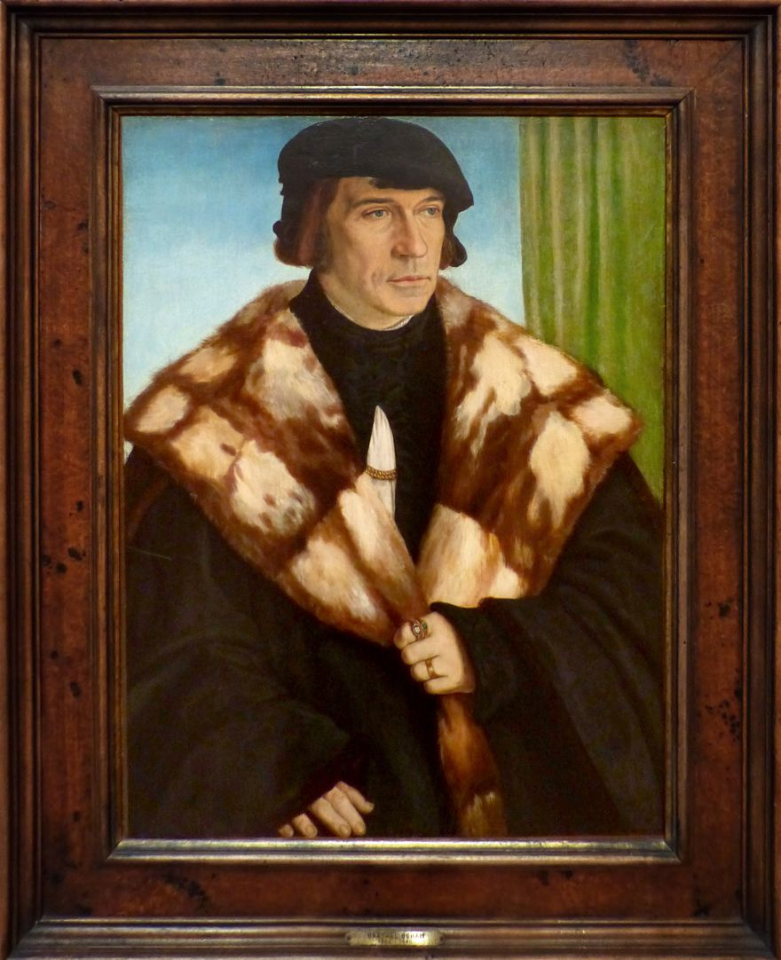 Portrait of Ruprecht Stüpf (Madrid)