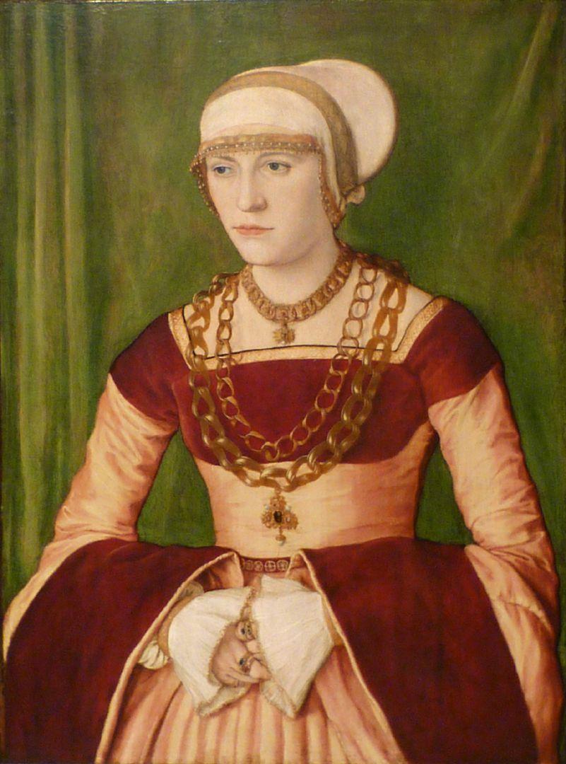 Portrait of Ursula Rudolph(Madrid)