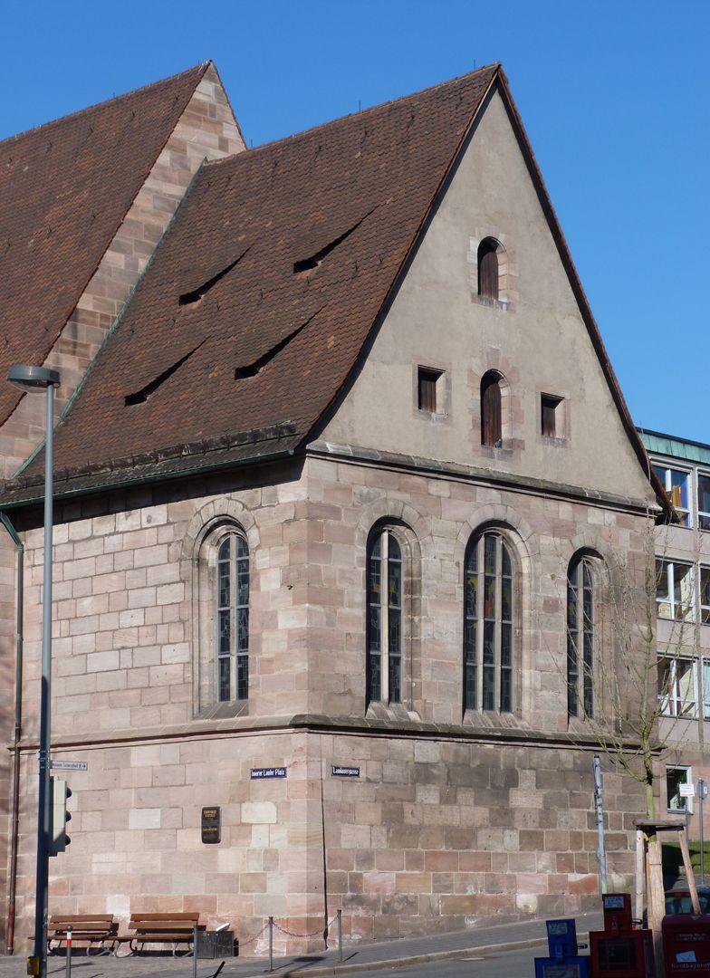 Landauer Twelve-Brethren-Chapel General view