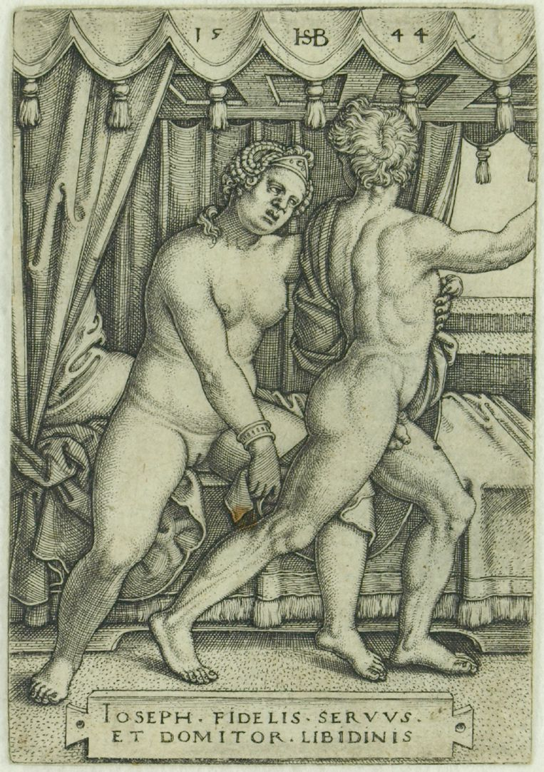 Joseph and Potiphar´s wife (Joseph the Chaste)