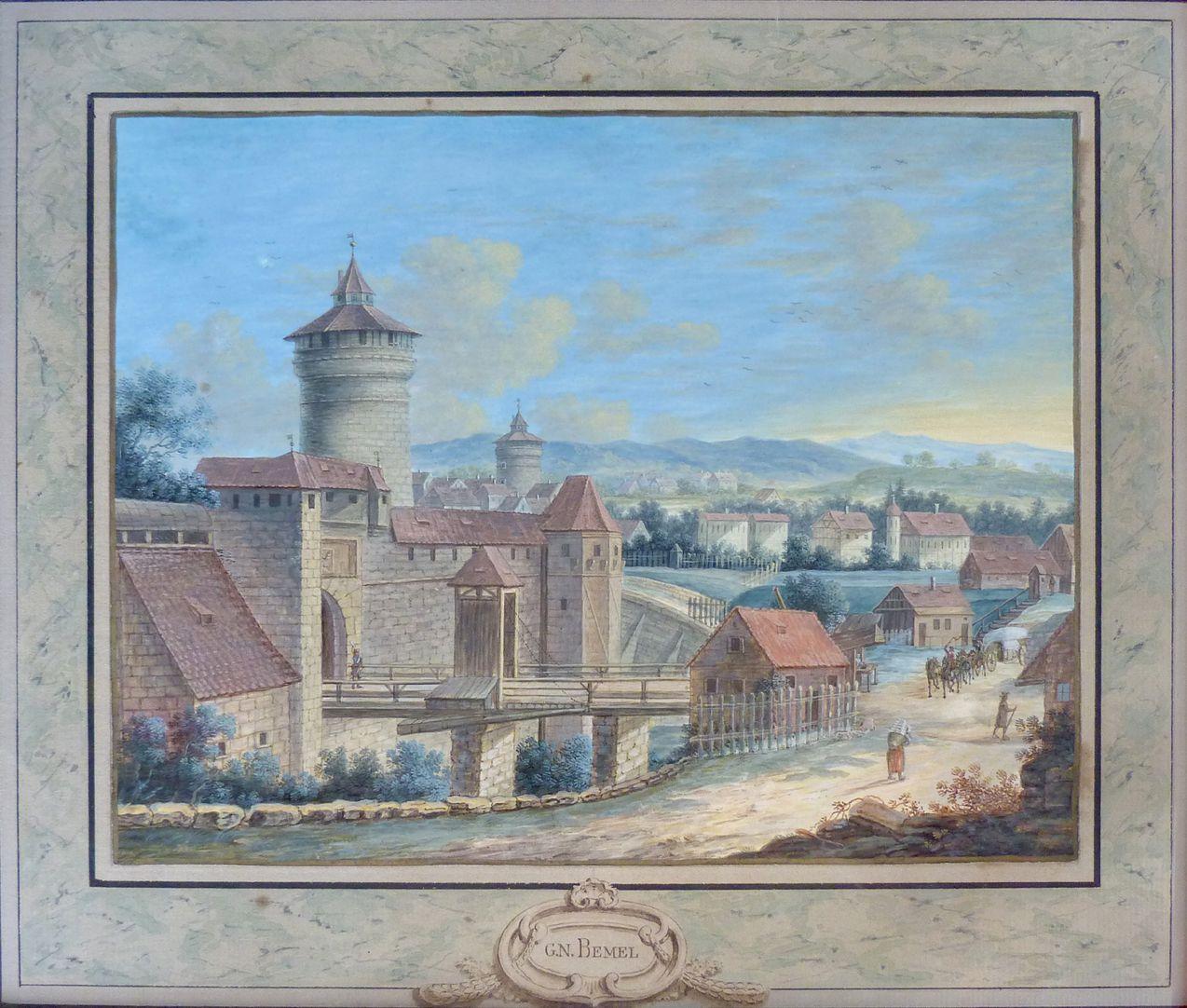 Frauentor (Ladies´ Gate) General view
