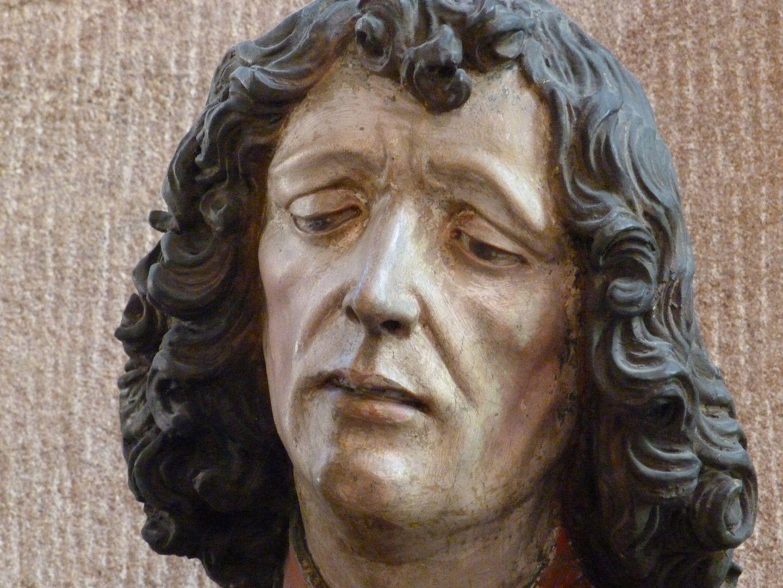 Great Pietà John, head