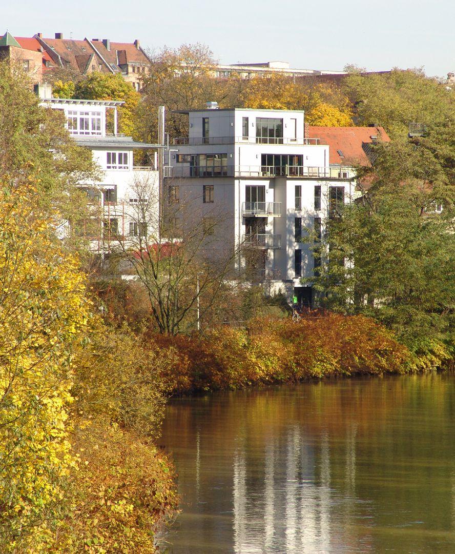 "Zumikon River Pegnitz with ""Zumikon"""