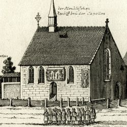 St. James´s School next to Mendel´s Twelve Brothers' House at the Charterhouse