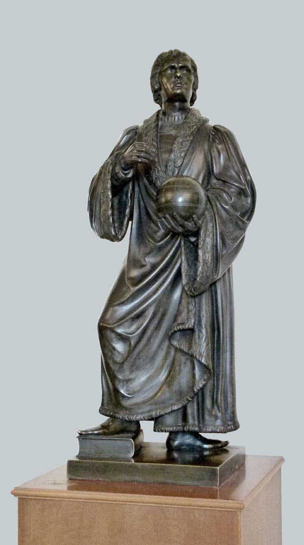 Statuette of Regiomontanus Statuette