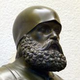 Statuette of Peter Vischer