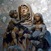 St. Anne with the Virgin and Child, Vienna