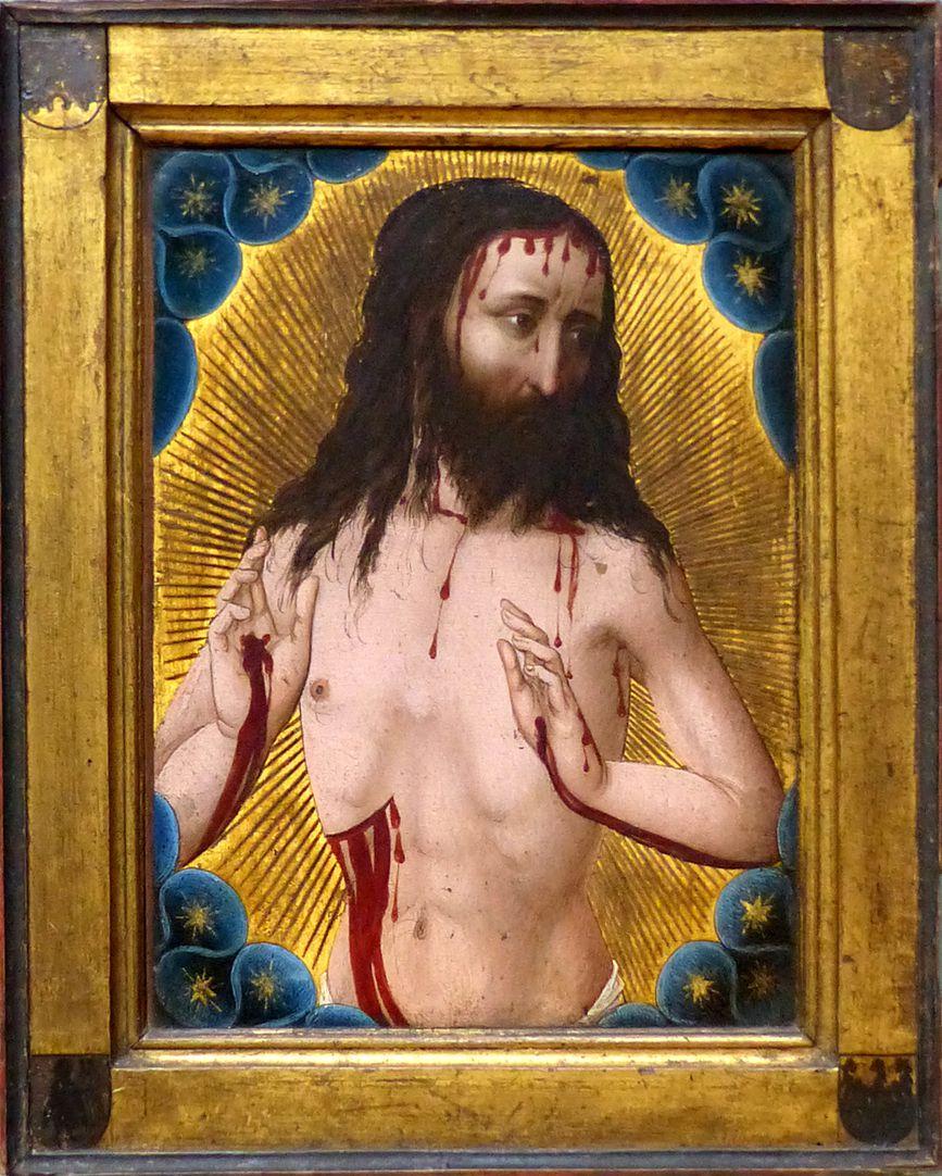 Christus as Man of Sorrows (Basel)