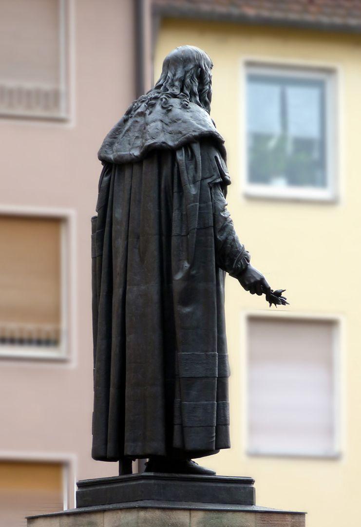 Monument of Albrecht Durer Northwest view