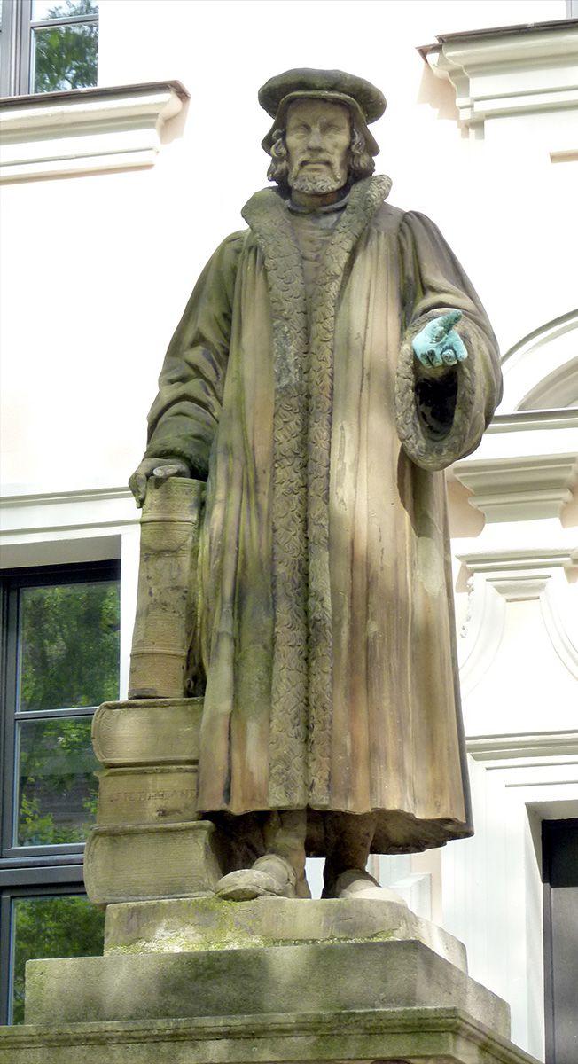 Monument of Philipp Melanchthon Monument