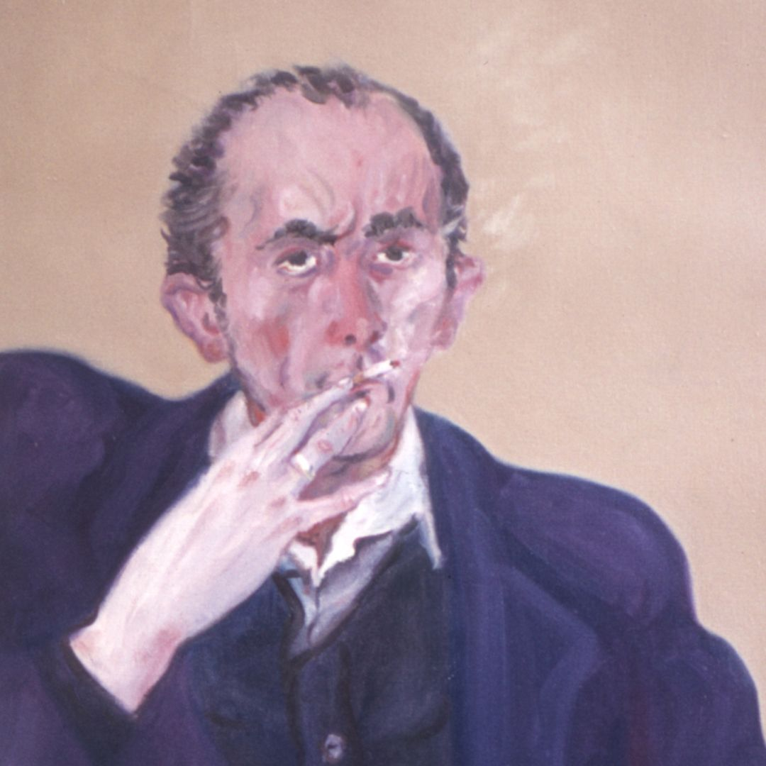 The smoker Detail