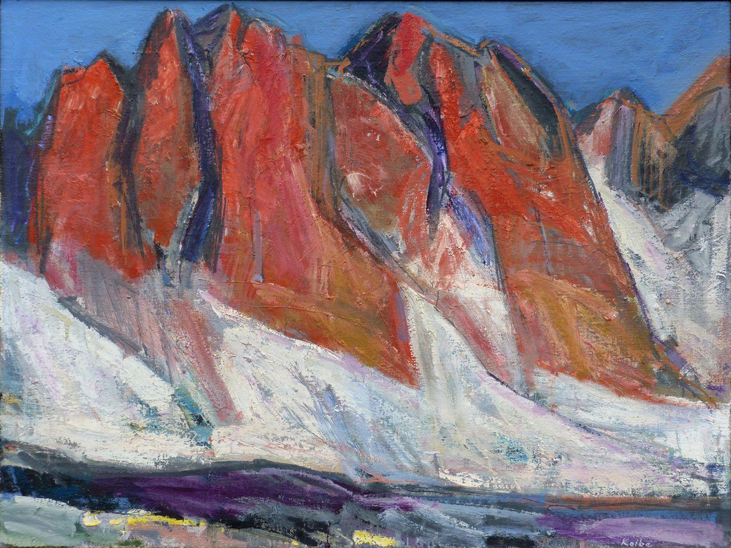 Dolomites: The Geisler Peaks