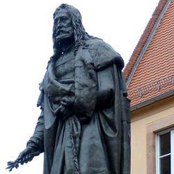 Monument of Albrecht Durer