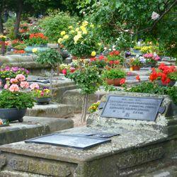 Albrecht Dürer´s gravesite