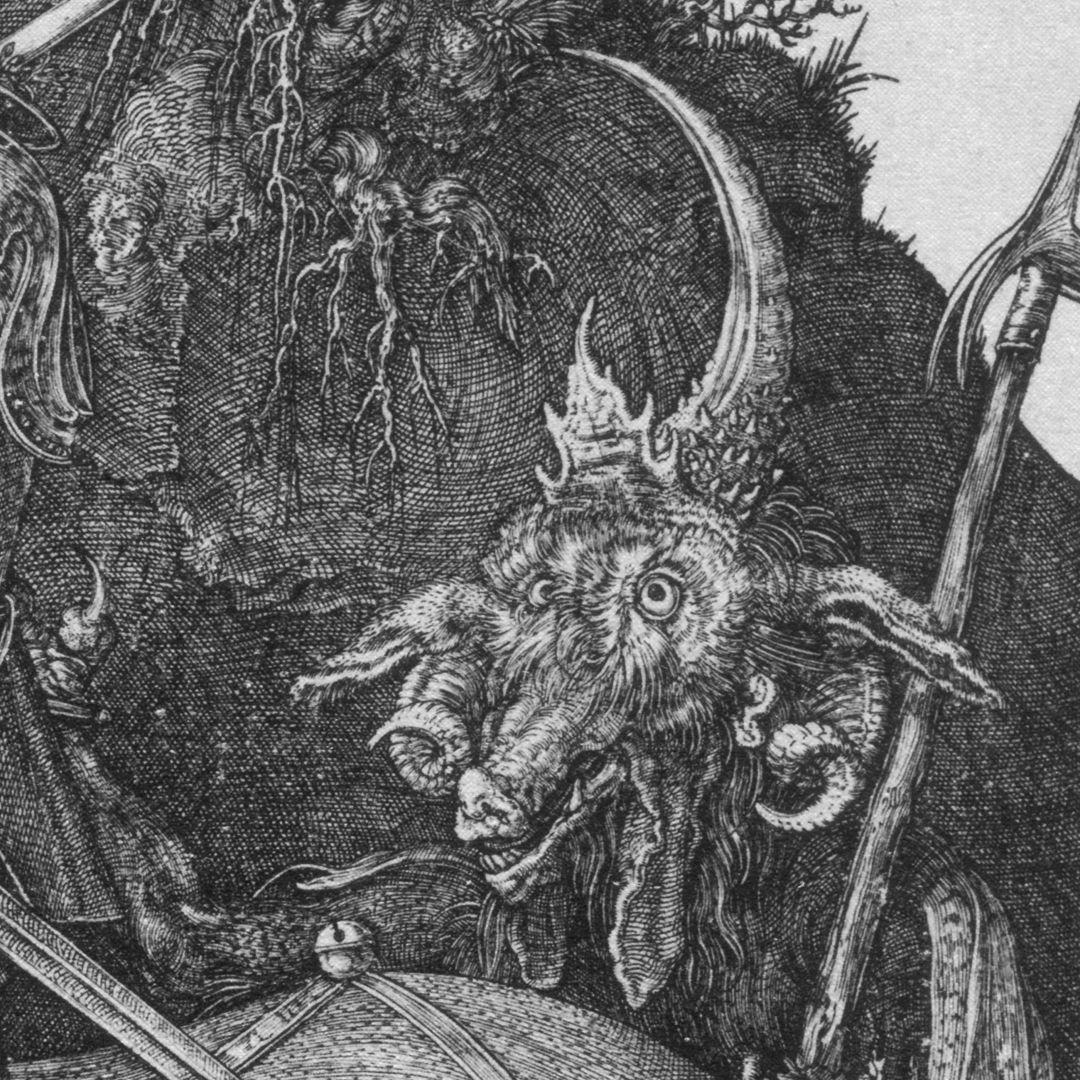 Knight, Death and the Devil Devil