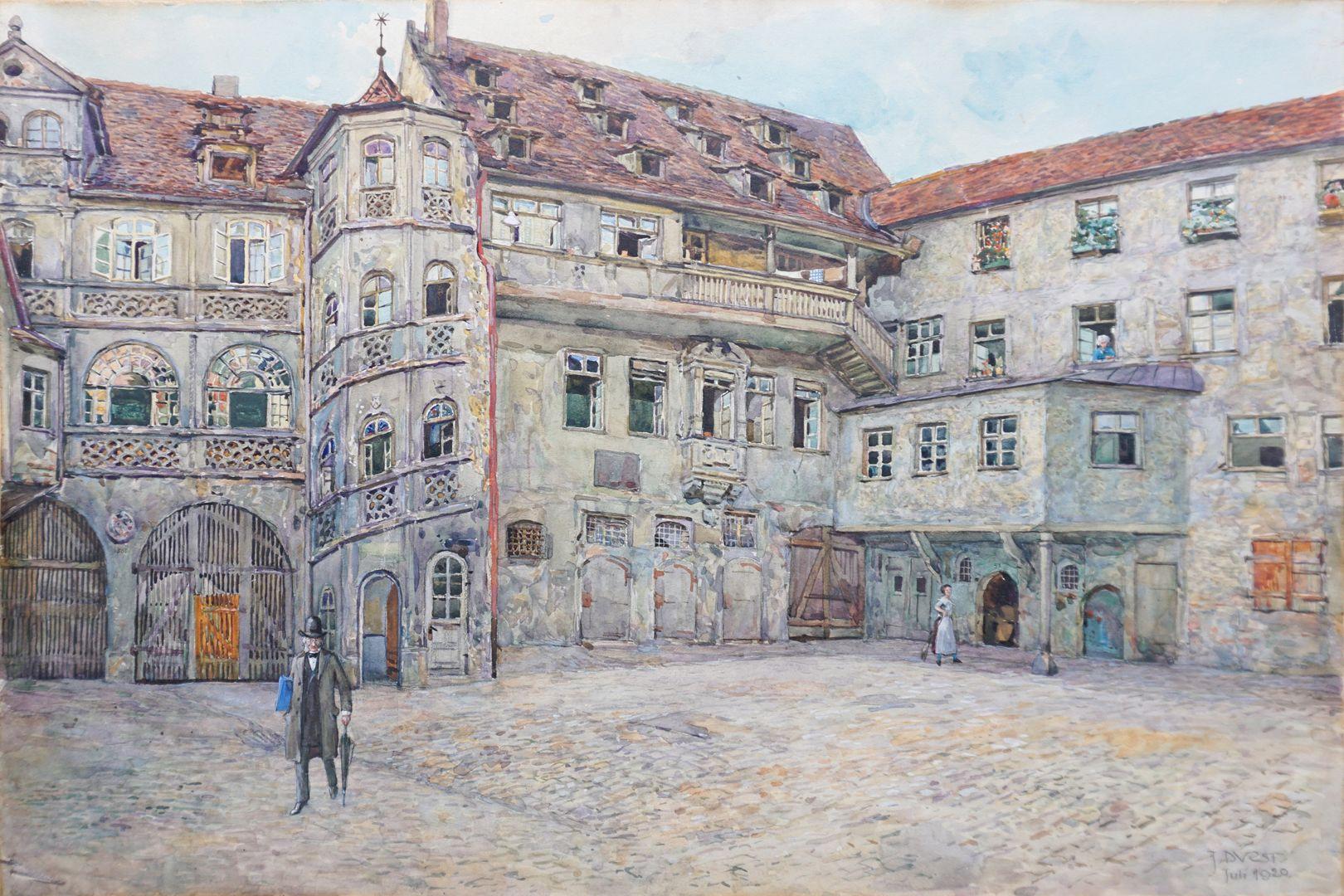 Bayerischer Hof in Nürnberg